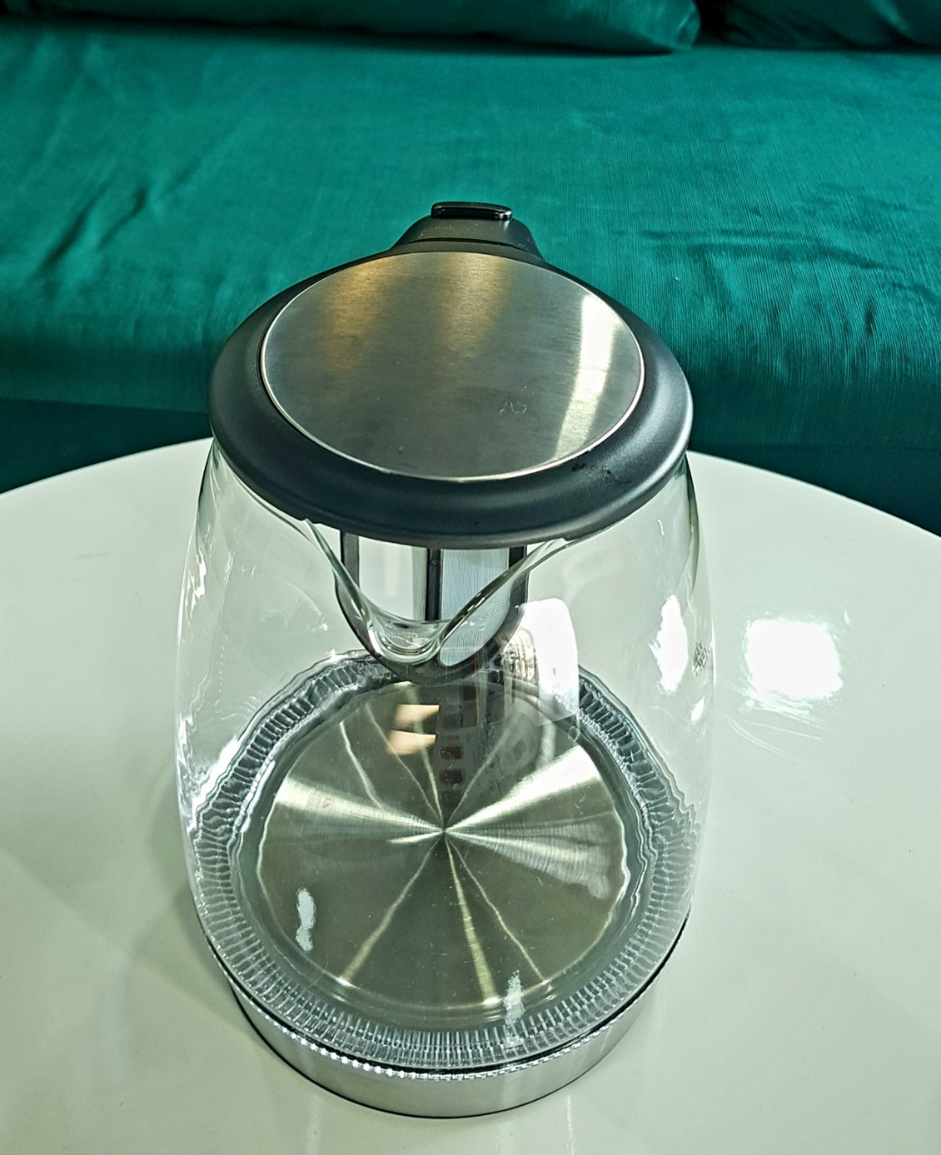 Ấm đun nước, bình đun siêu tốc thủy tinh 1.7L