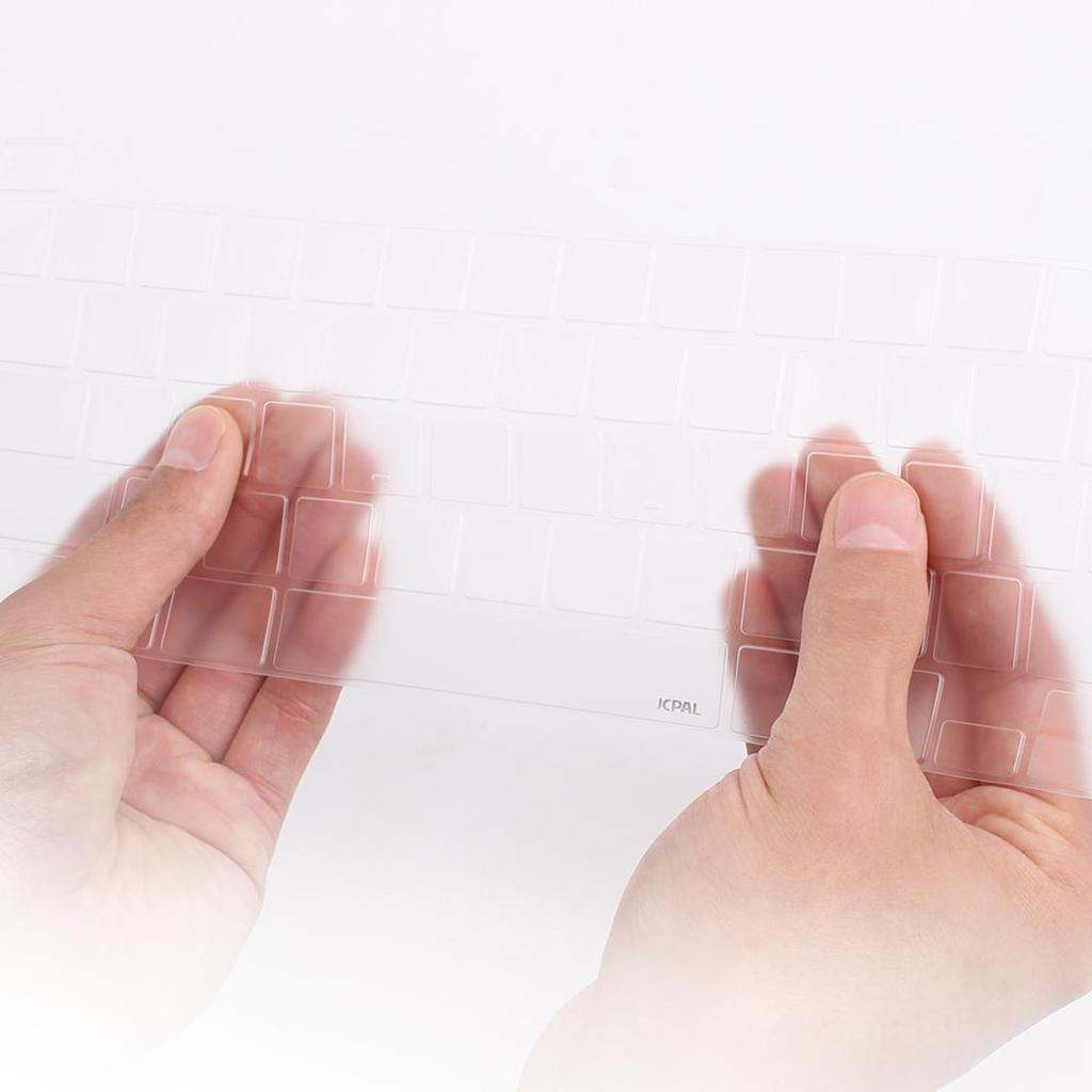 Phủ phím trong pro M1 13 inch đời 2020 hiệu JCPAL chính hãng