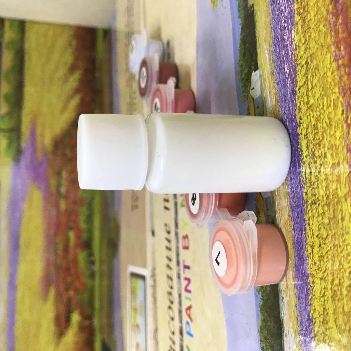 Lọ chiết 10ml sơn bóng  Dung môi pha màu Acrylic medium gloss