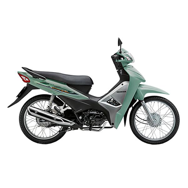 Xe Máy Honda Wave Alpha 110cc - Xanh Ngọc