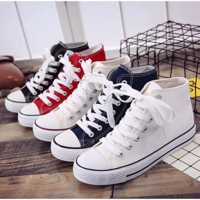 Giày bata cổ cao