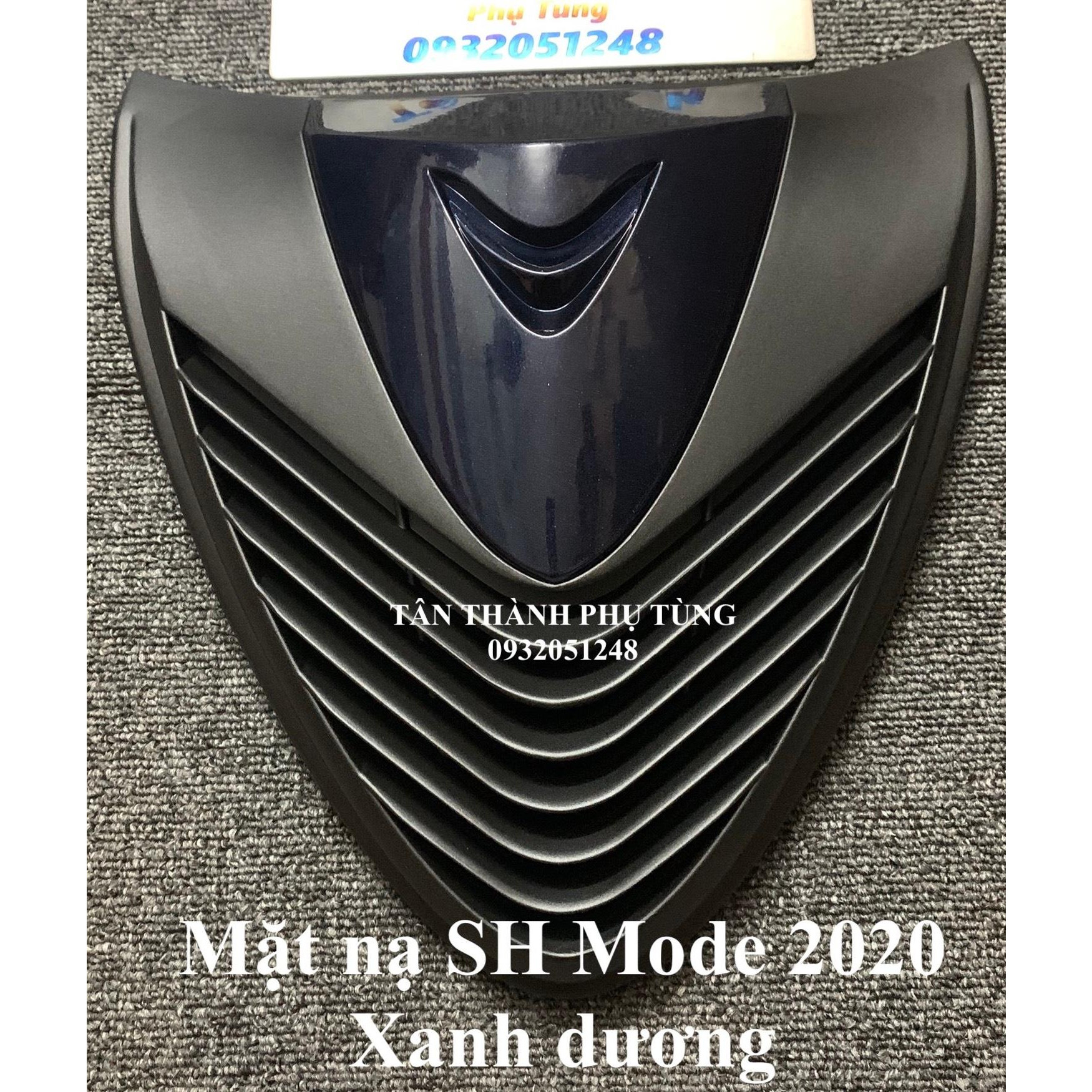Mặt nạ dành cho SH mode 2020 kiểu SH Ý màu xanh dương