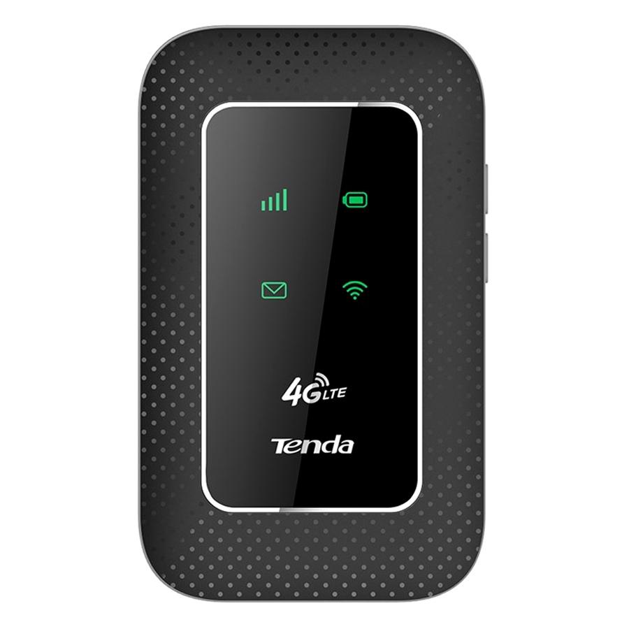 Bộ Phát Wifi Di Động 4G LTE 150Mbps Tenda 4G180 - Hàng Chính Hãng
