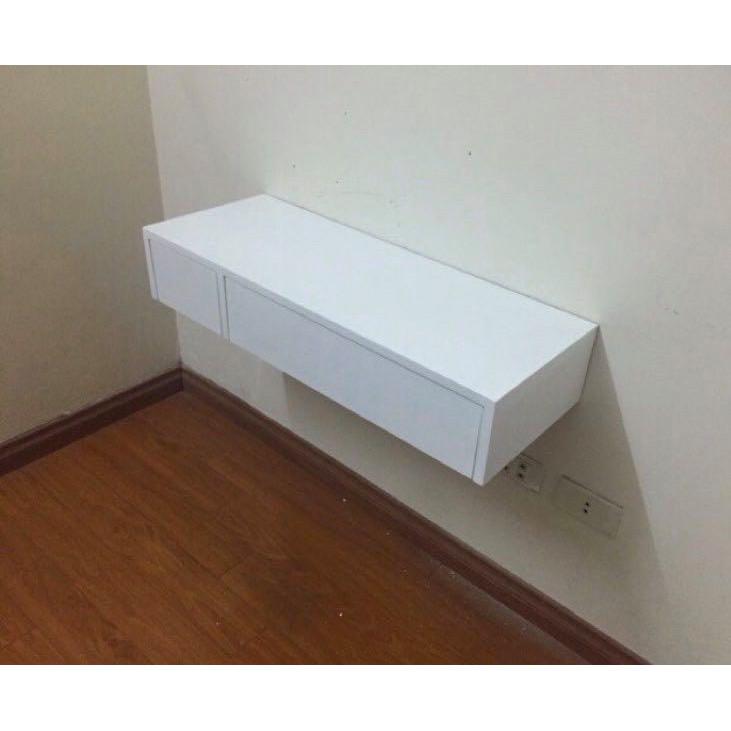 Hộc ngăn kéo treo tường dài 80 cm