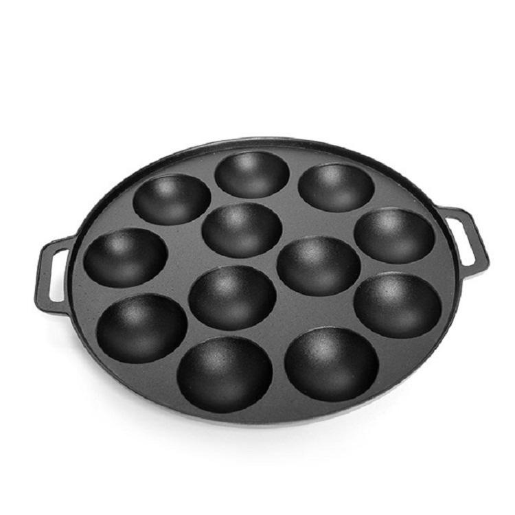 Khuôn bánh khọt chống dính 12 lỗ Vạn Lợi