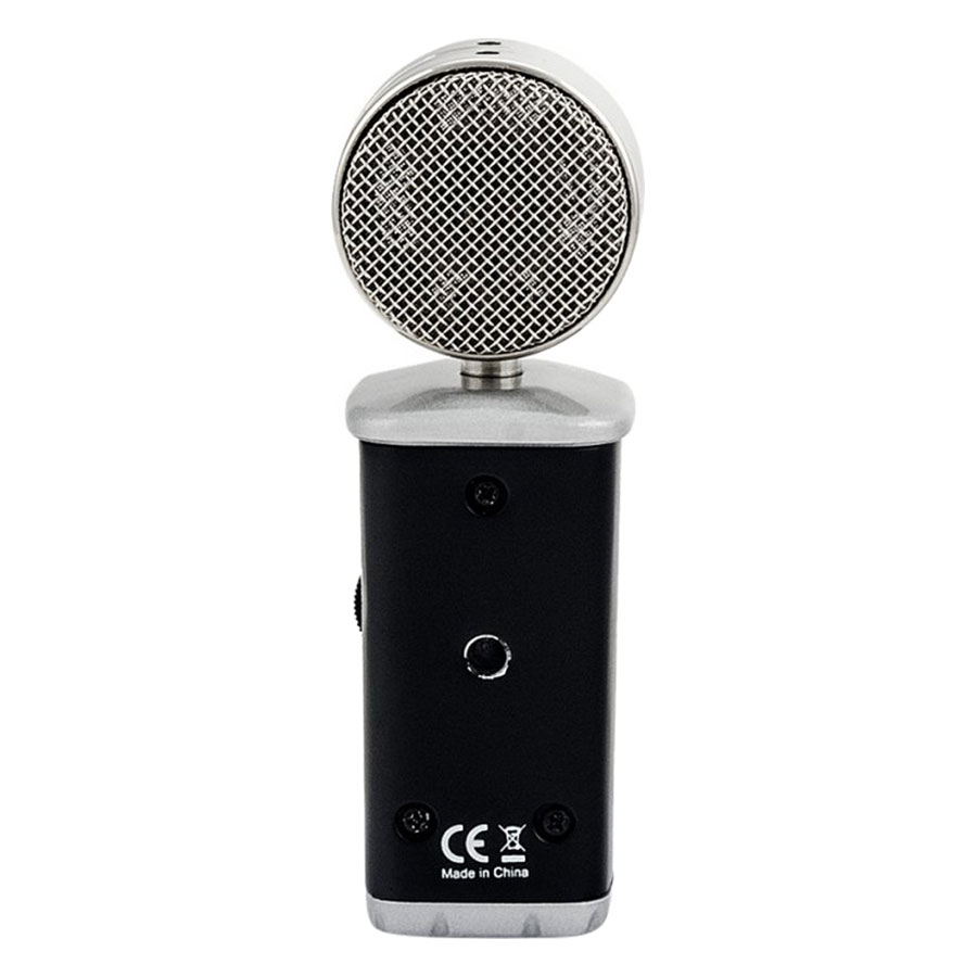 Microphone USB Condenser Alctron K5 - Hàng Chính Hãng