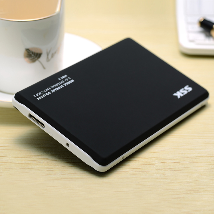 Hộp Đựng Ổ Cứng HDD Box 3.0 SSK HE-V300 AZONE - Hàng Nhập Khẩu