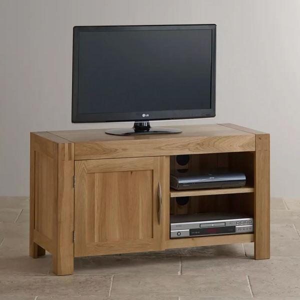 Tủ TV 1 Cánh Alto Gỗ Sồi Ibie LSV1ALTO (100 x 42 cm)