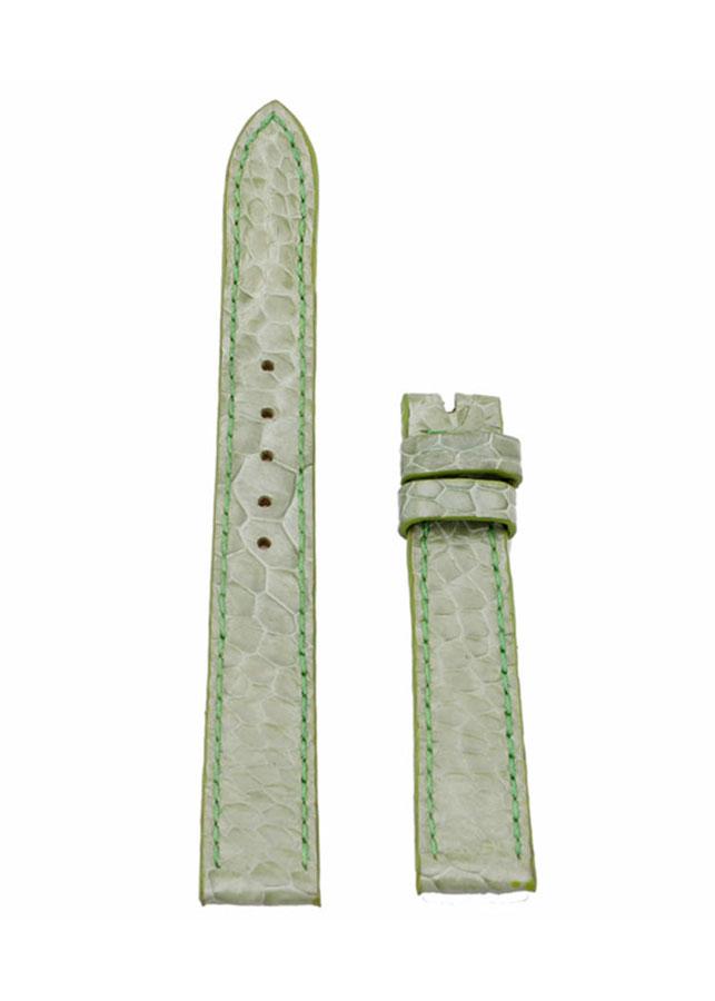 Dây Đồng Hồ Da Đà Điểu Size Nhỏ Huy Hoàng HT8421 - Xanh Lá