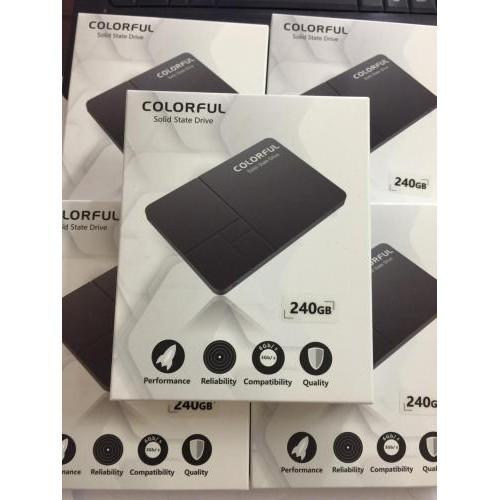 Ổ cứng SSD 240G Colorful SL500 Sata III