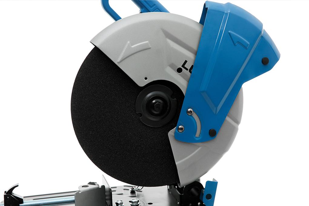 Máy cắt sắt công xuất lớn Luxter Wm57410 2600W- Hàng chính hãng