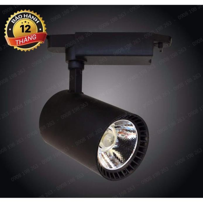 Đèn Rọi Ray FMB Vỏ Đen 20W, 30w COB-Y1429B