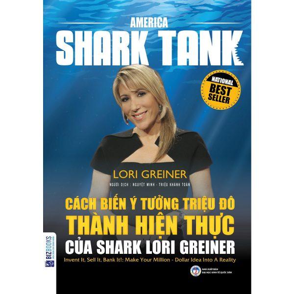 Combo Trọn Bộ 6 Cuốn America Shark Tank : Bùng Nổ Bán Hàng Cùng Shark Robert Herjavec, Cách Biến 1.000 USD Thành Doanh Nghiệp Tỷ Đô Của Shark Barbara Corcoran, Cách Biến Ý Tưởng Triệu Đô Thành Hiện Thực Của Shark Lori Greiner, Rèn Luyện Ý Chí Chiến Thắng Cùng Shark Robert Herjavec, Thành Công Trong Kinh Doanh Và Cuộc Sống Cùng Shark Robert Herjavec, Bí Quyết Kinh Doanh Của Shark Mark Cuban (tặng kèm giấy nhớ PS)
