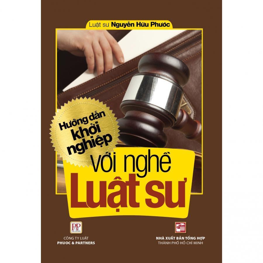 Hướng dẫn khởi nghiệp với nghề luật sư