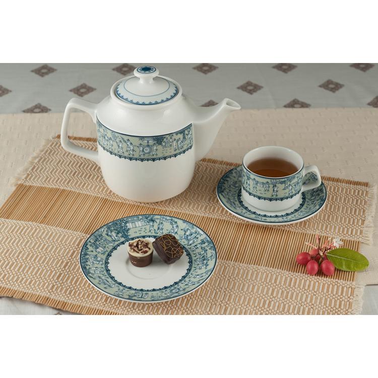 Bộ Trà Jasmine Minh Long 01071119703 (0.7L) -  Vinh Quy Nhạt