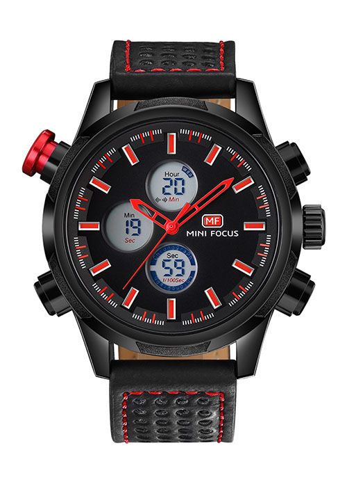 Đồng hồ nam chống nước kiểu dáng thể thao MF0066G   Kèm hộp da cao cấp - Hàng nhập khẩu