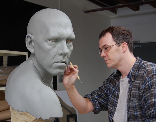 Sáp Xám điêu khắc đúc khuôn mẫu hàng công nghiệp 900gr