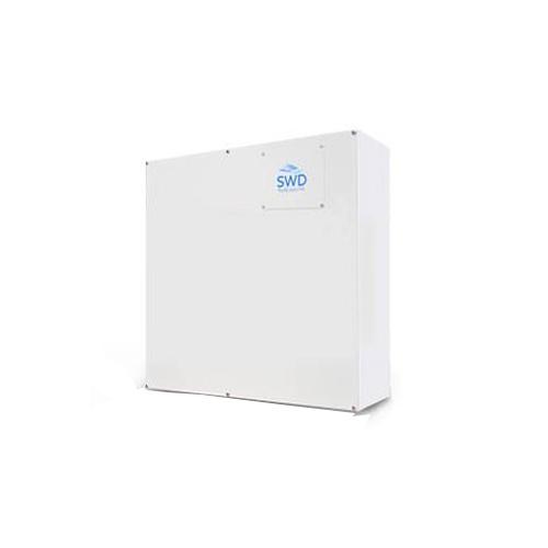 Máy lọc nước tổng sinh hoạt căn hộ chung cư 2 đường nóng lạnh SWD BA2C 5.1 (Hàng chính hãng)
