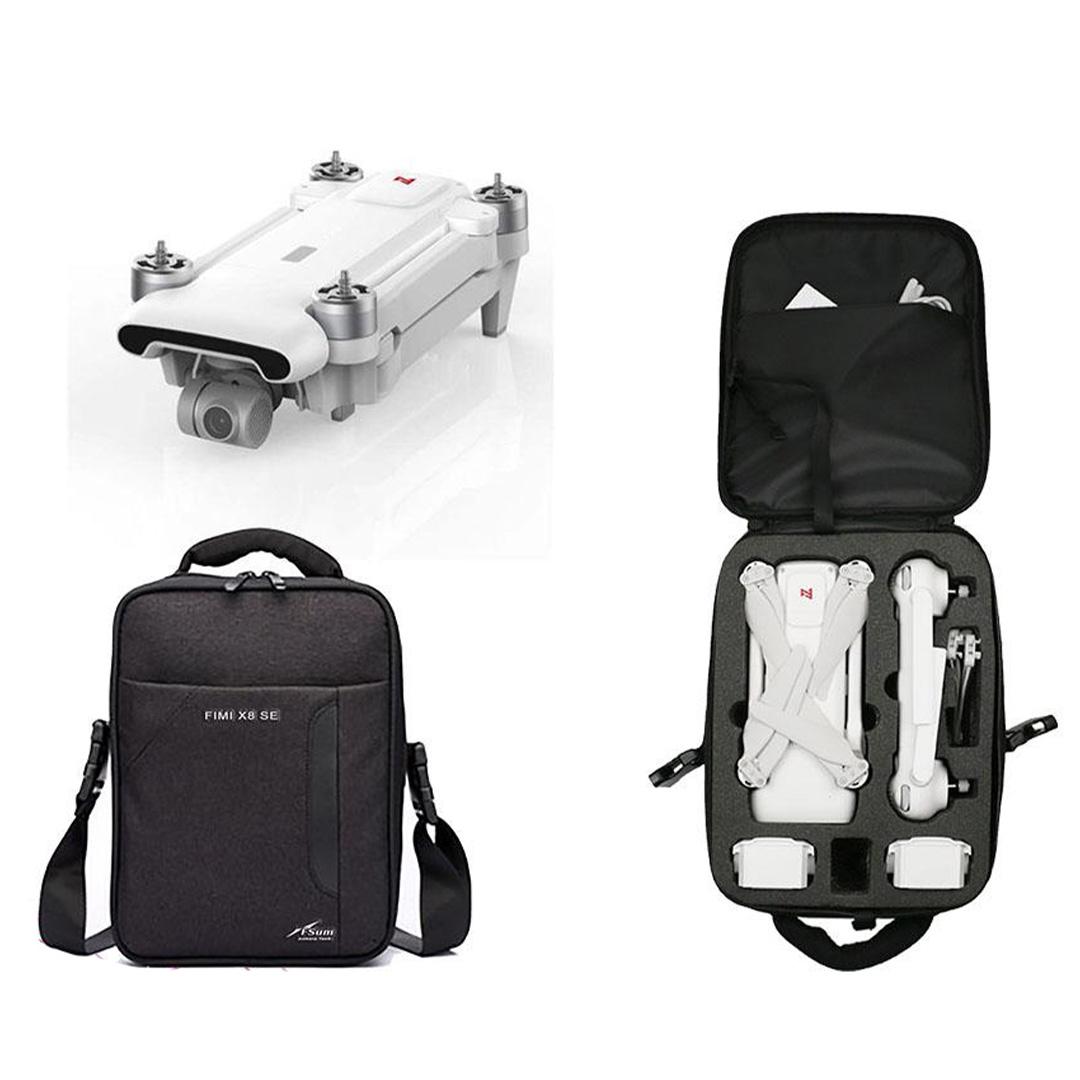 Balo dành cho flycam xiaomi X8 SE - Hàng Nhập Khẩu