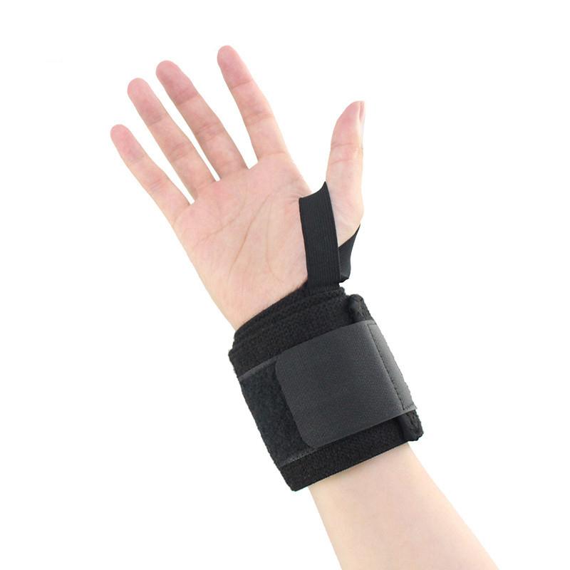 Băng cuốn bảo vệ cổ tay tập gym Bendu PK5104 hàng chính hãng - Bó cổ tay xỏ ngón