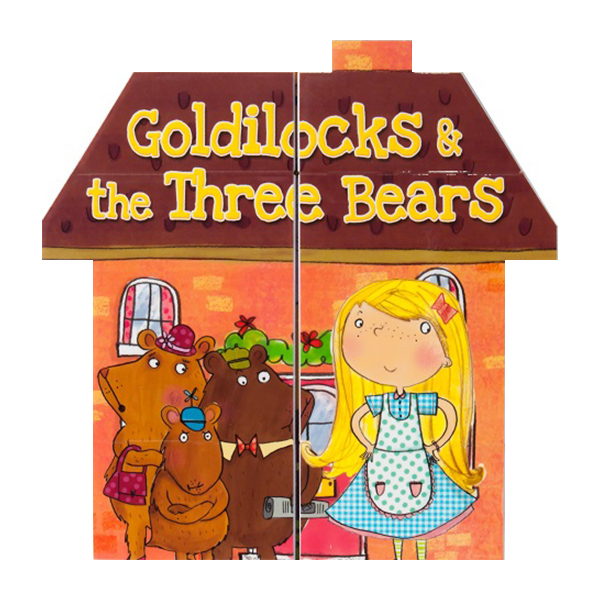 Clever Book: Goldilocks And The Thee Bears