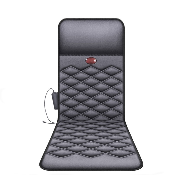 Nệm massage toàn thân hồng ngoại có túi khí thế hệ mới YJ-306G - Có gối massage đầu