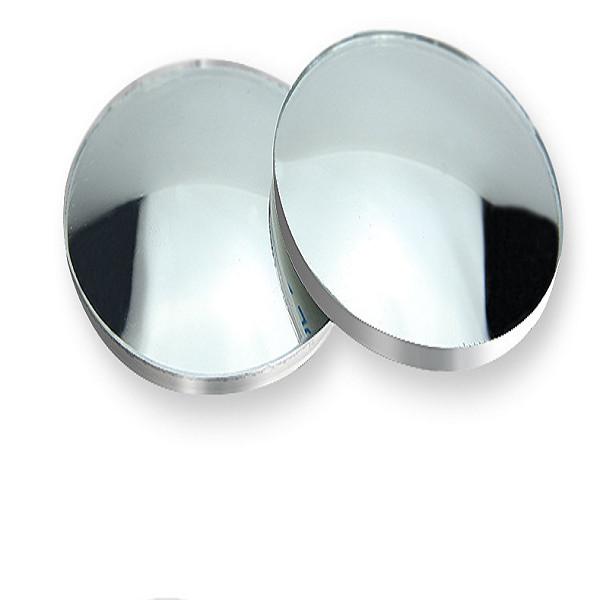 Bộ 2 gương cầu lồi chiếu hậu xóa điểm mù xe hơi 360 độ
