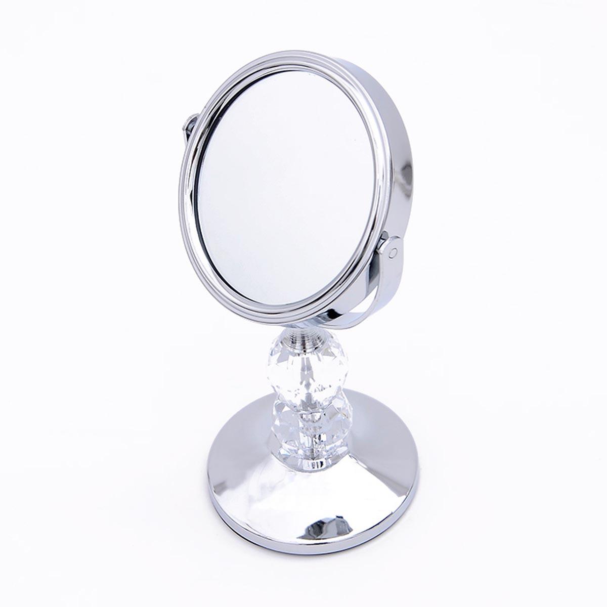 Gương Trang Điểm 360 độ Mini Để Bàn 2 Mặt Minigood Hàn Quốc DMCTB072