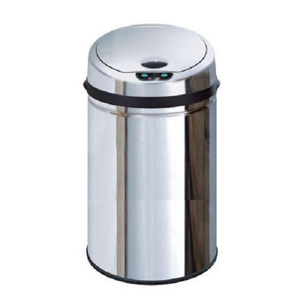 Thùng rác cảm ứng tự động đóng mở cao cấp Ecolife ECO 805 Dung tích 12L