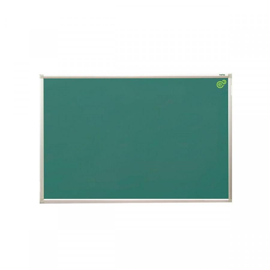 Bảng từ xanh Hàn Quốc viết phấn 90x120cm (Tặng phấn,nam châm)