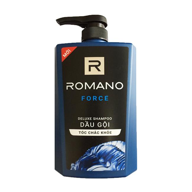 Dầu gội Romano Froce 650ml-mẫu mới