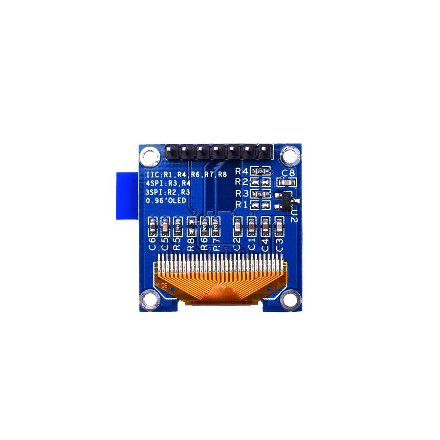 Màn Hình Oled V2 0.96 Inch STM32 IIC/SPI Giao Diện 12864