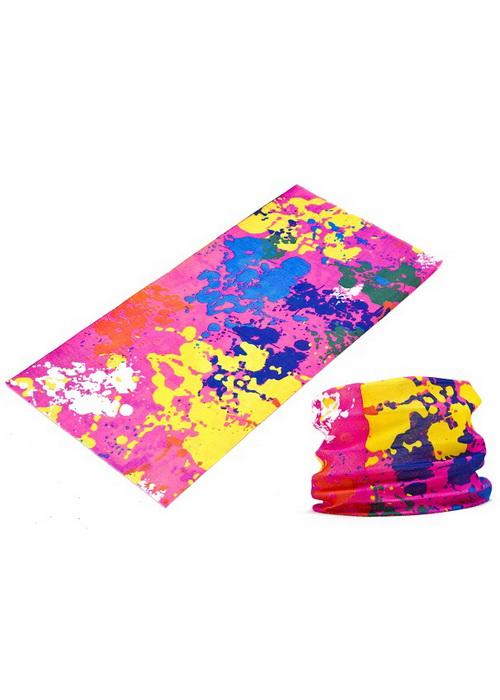 Khẩu trang khăn đa năng chống độc hại tiện dụng kiểu dáng đơn giản phù hợp cho cả nam và nữ - Mẫu ngẫu nhiên