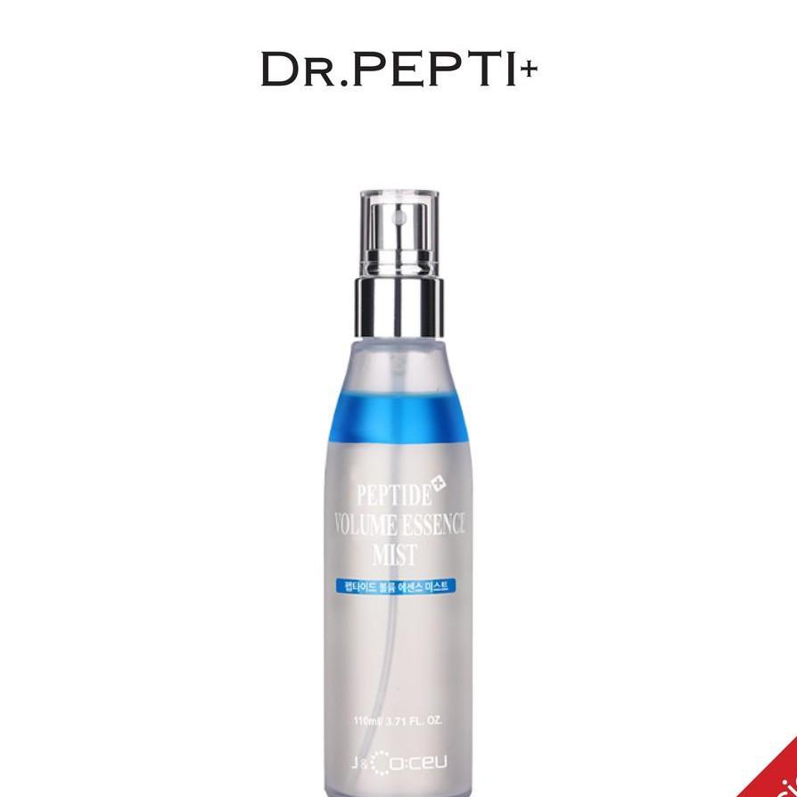 Xịt Khoáng Căng Bóng Chống Lão Hóa Tầng Sâu Dr.pepti Peptide Volume Essence Mist 110ml