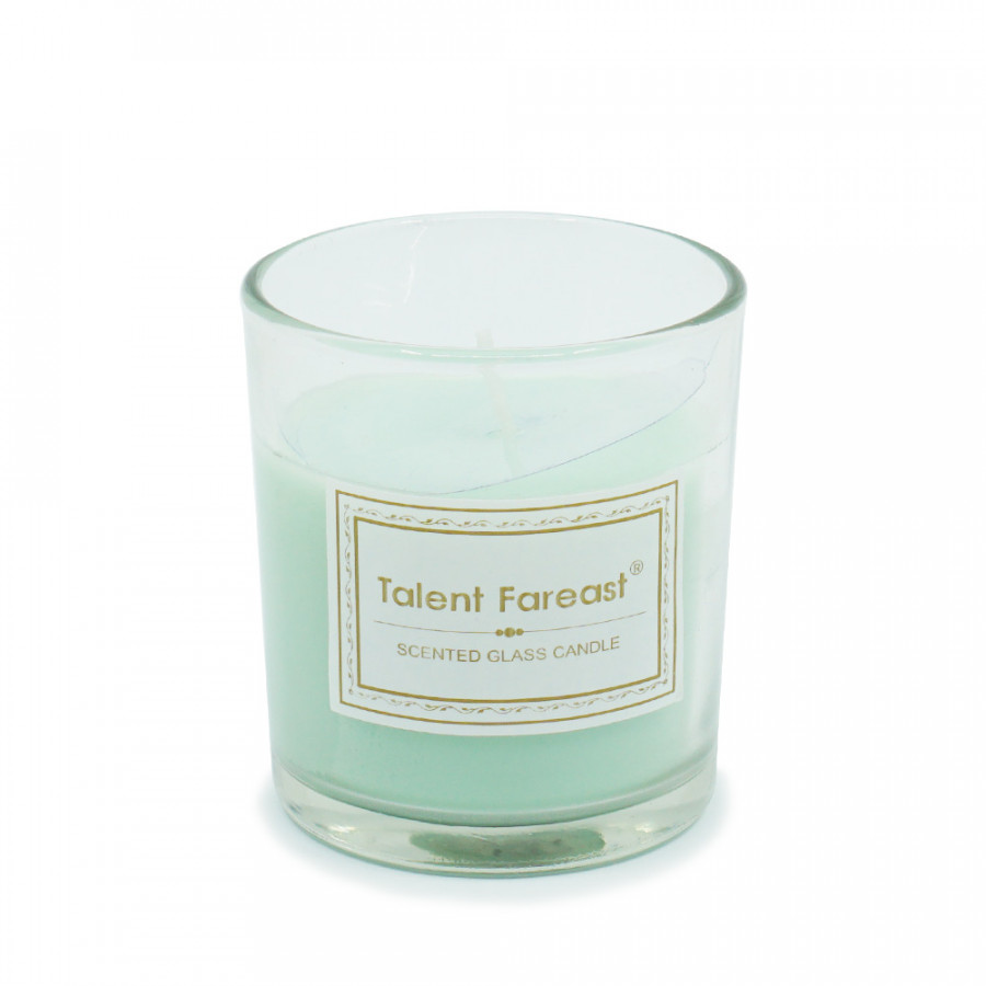 Nến thơm nhập khẩu Scented Candle hương kiwi
