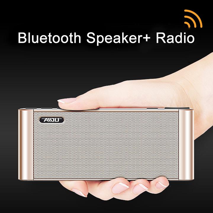 Loa Nghe Nhạc Bluetooth AIDU Hifi Q8 Chính Hãng