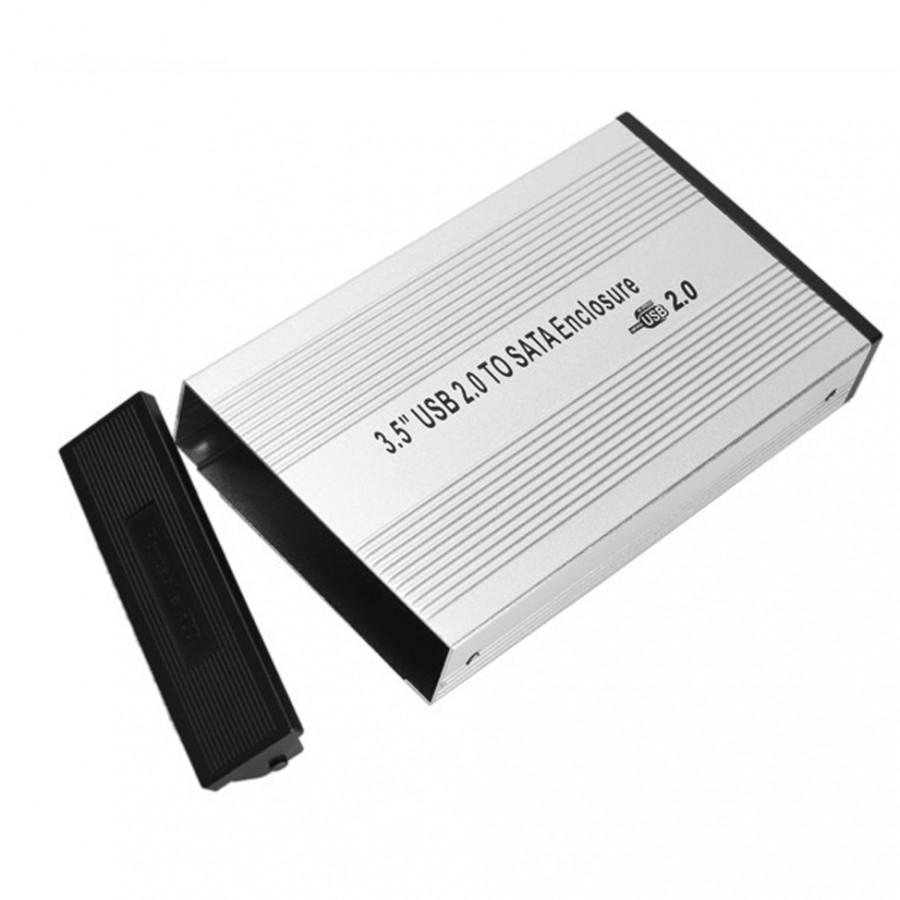 Hộp Đựng Ổ Cứng HDD Box 3.5 inch sata Azone - Hàng Nhập Khẩu
