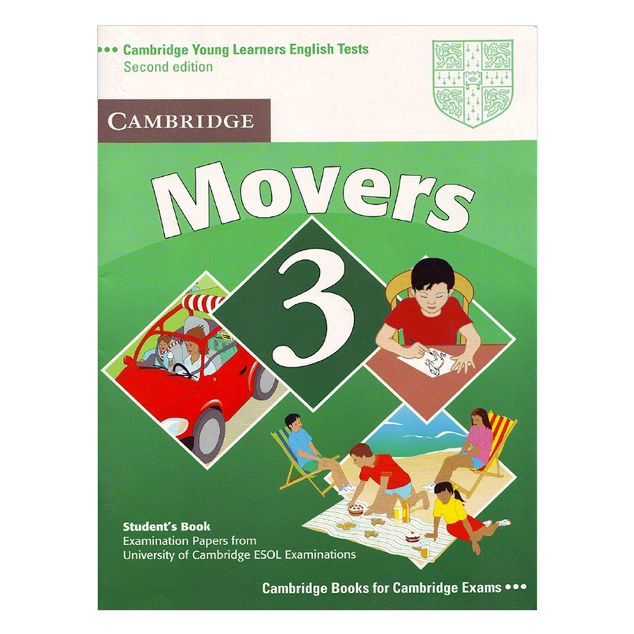 Cambridge Young Learner English Test Movers 3: Student Book
