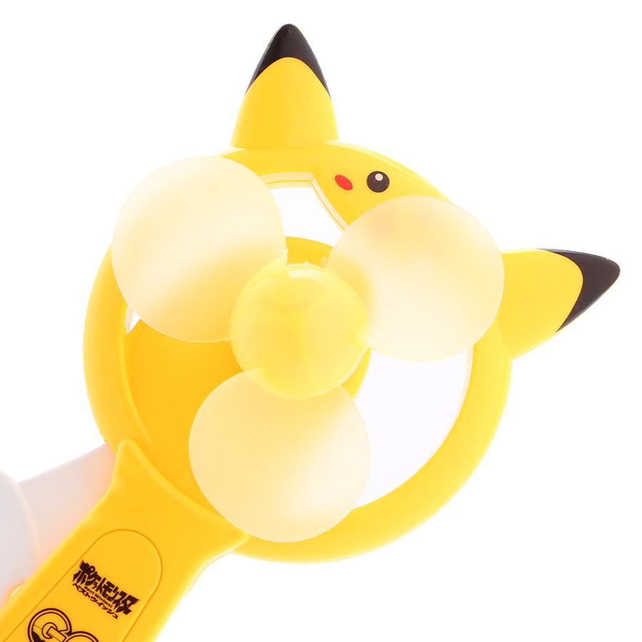 Quạt Cơ Cầm Tay Mini Hình Pokemon
