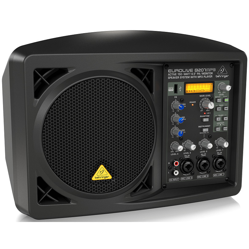 LOA BEHRINGER EUROLIVE B207MP3- PHÁT MP3- HÀNG CHÍNH HÃNG