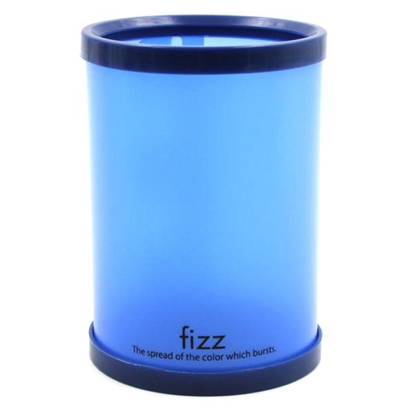Bộ 2 Cắm Bút Lắp Ghép Tròn Fizz BT5949 - Xanh Dương