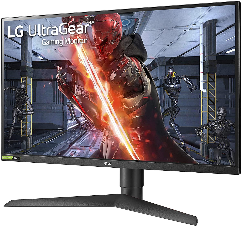 Màn hình Gaming LG UltraGear 27GN750-B 27'' 16:9 Full HD (1920x1080) / 1ms / 240Hz / IPS / HDR10 / NVIDIA G-Sync Compatible/ Adaptive-Sync - Hàng Chính Hãng