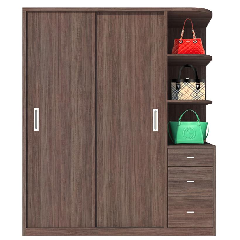 Tủ Áo Cửa Lùa FT189 (180cm x 200cm)