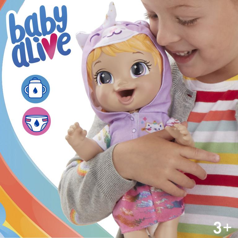 Đồ Chơi BABY ALIVE Bé Misu Đáng Yêu E9423