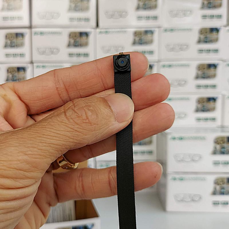 Camera V99S Cao Cấp Hộp Nhựa Tản Nhiệt IP Wifi FullHD 4K sắc nét -Tặng kèm bộ cúc áo