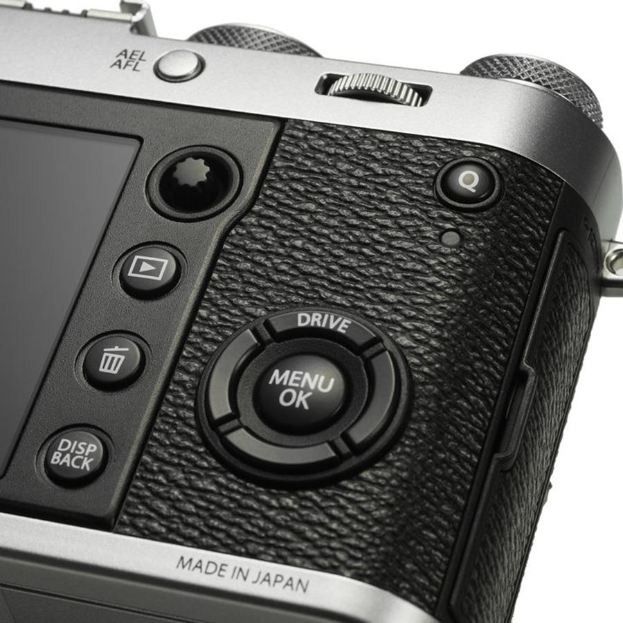 Máy Ảnh Fujifilm X100F - Hàng Chính Hãng
