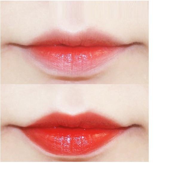 Son lỳ môi Beauskin Hàn Quốc ( Số 02 đỏ tươi)