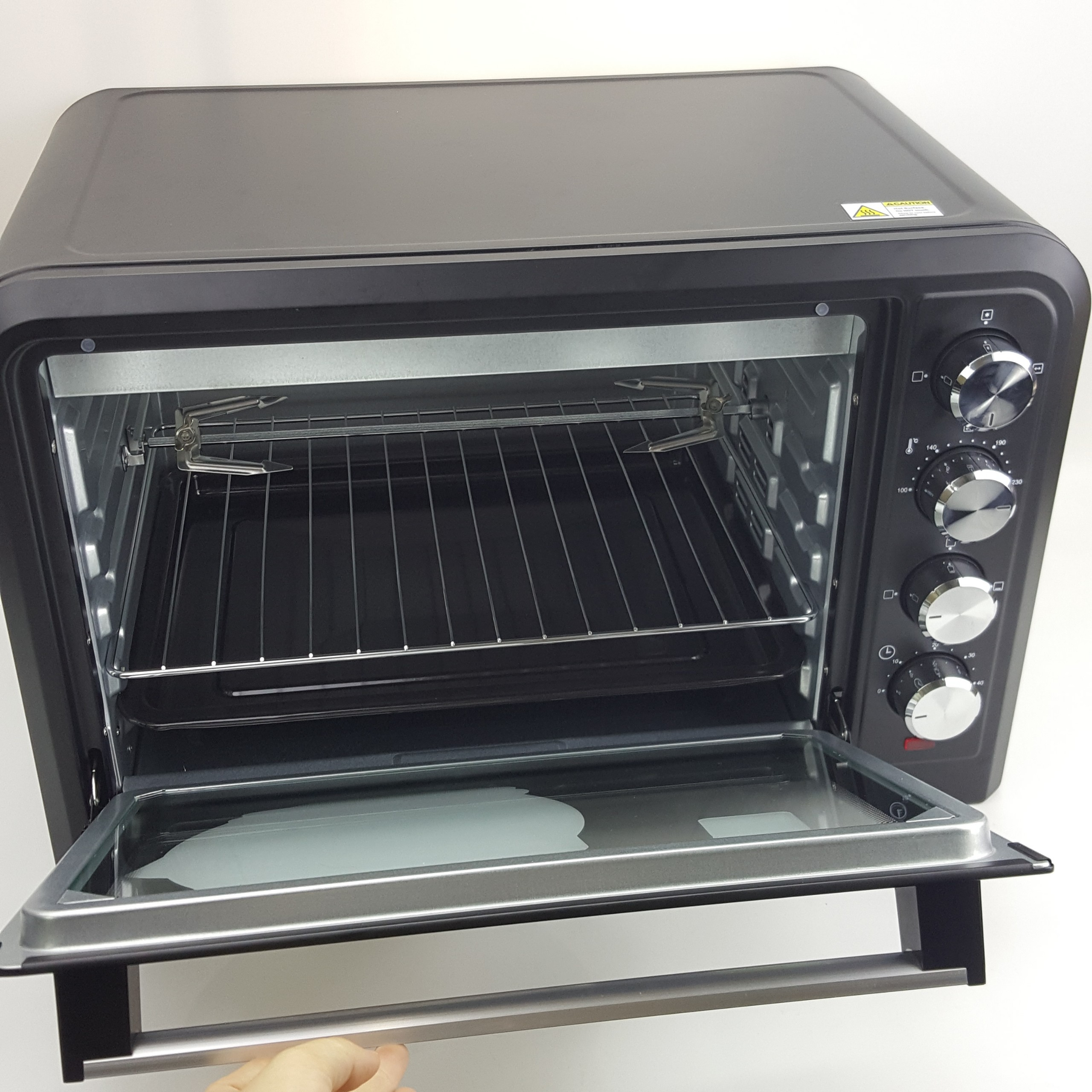 Lò nướng cao cấp Electric Oven Matika MTK-9248 - Hàng chính hãng