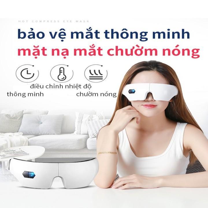 Máy massage mắt chườm nóng thông minh