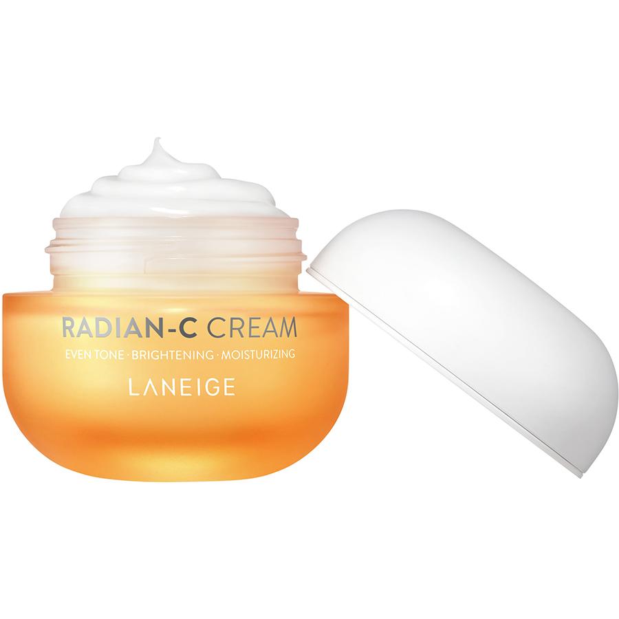 Kem dưỡng trắng da làm mờ đốm nâu Laneige Radian - C Cream 50ml